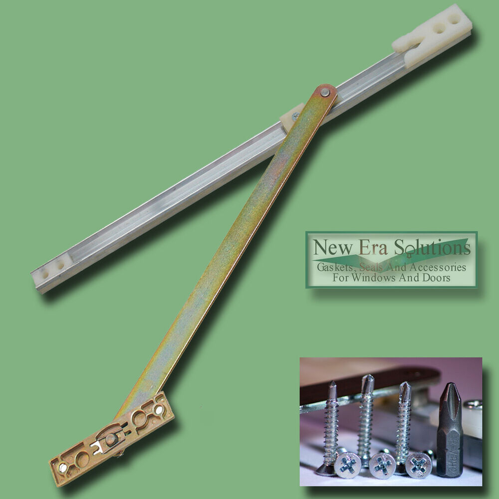 Door Arm Restrictor : Maco stay open degree door restrictor upvc