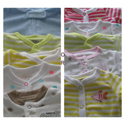 Kyпить  LOT OF 5  BOY'S OR GIRLS - N/B,3,6,9 Carter's Sleep N' Play with Applique  на еВаy.соm
