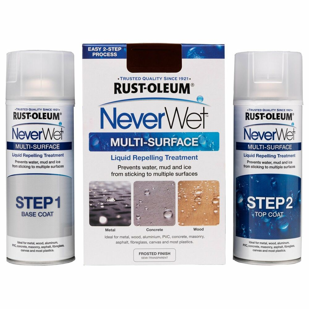 Rustoleum Countertop Paint With Flakes : Rust-Oleum NeverWet Hydrophobic Spray eBay