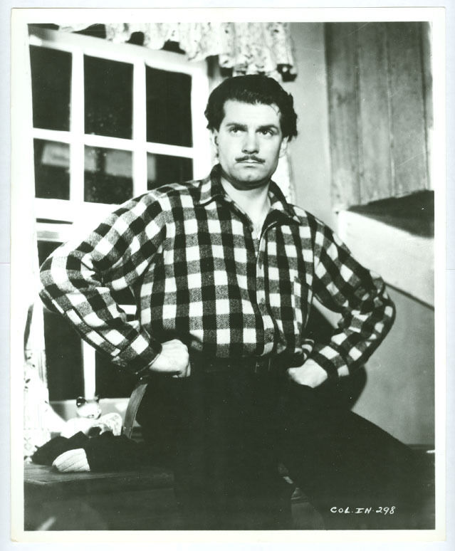 LAURENCE OLIVIER movie photo 49th PARALLEL | eBay