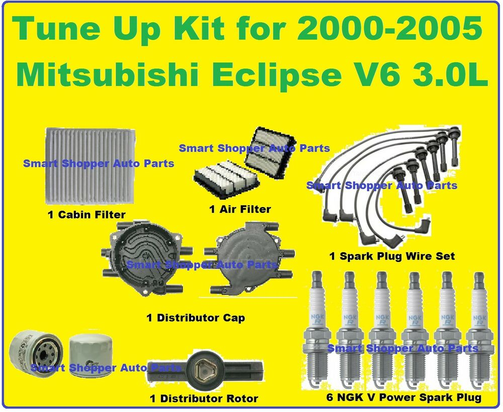 A Spark Plug Wiring Diagram For 2003 Mitsubishi Eclipse Tune Up Kit2000 2005 Wire Relay Fuse