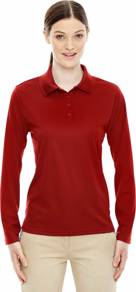 North End Women 39 S New Polyester Performance Long Sleeve
