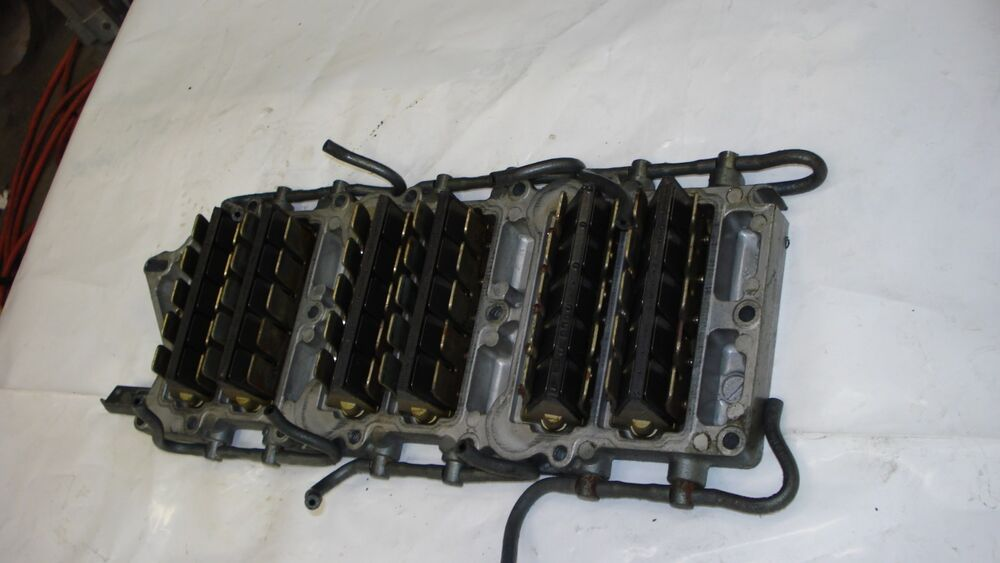 Yamaha  Hp Is The Reed Valve Assembly