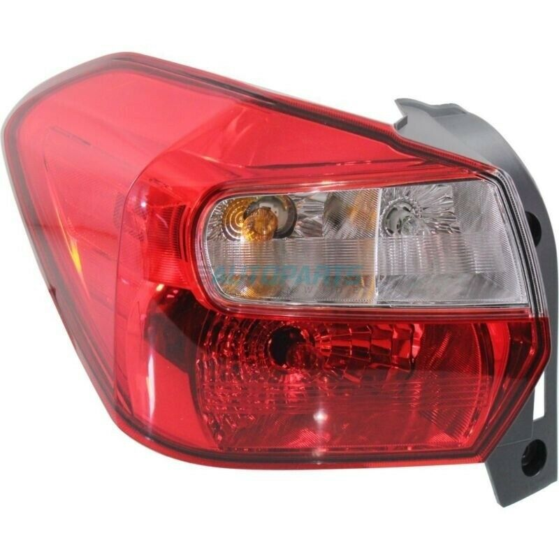 New 2012 16 Fits Subaru Impreza Left Side Tail Light Wagon