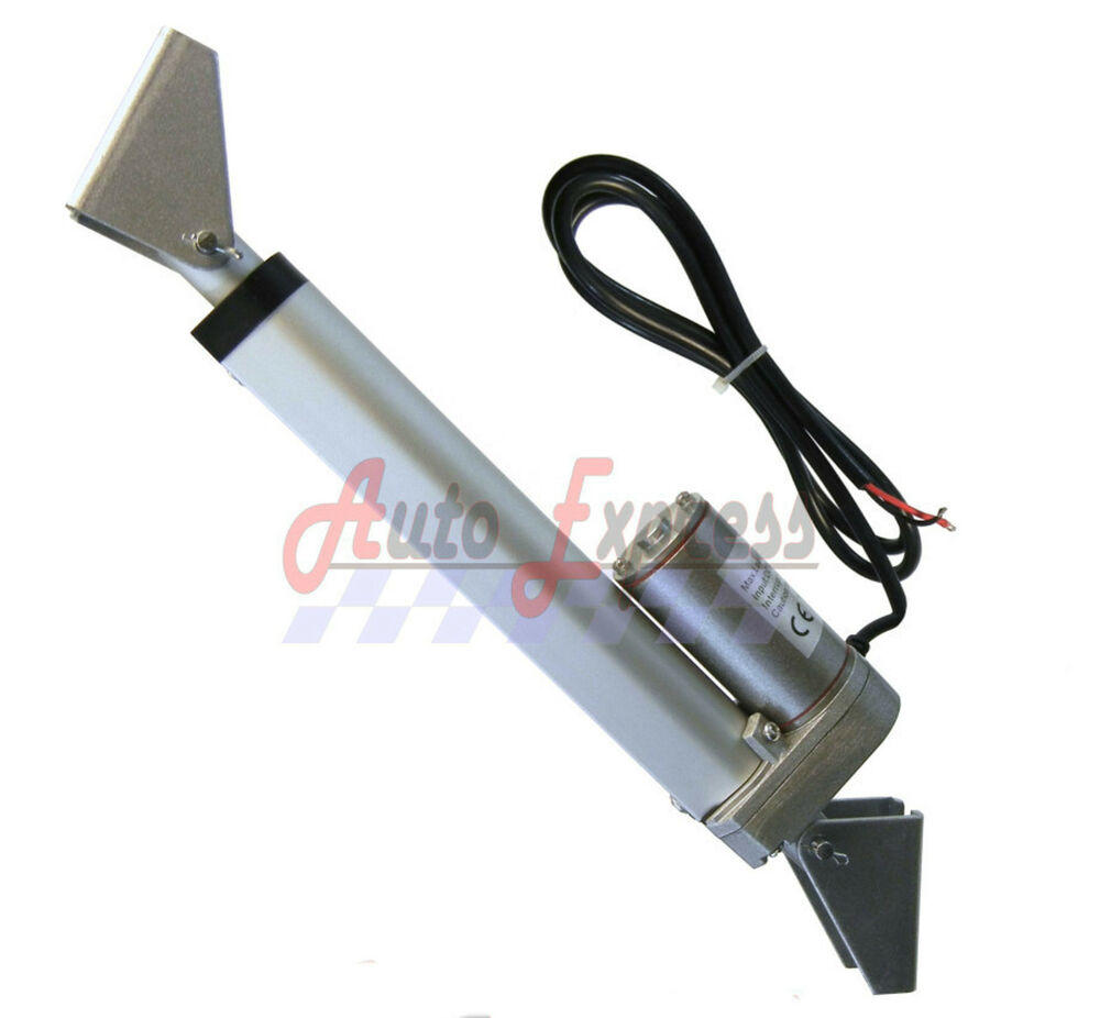 Heavy Duty 16 Linear Actuator W Angle Mounting