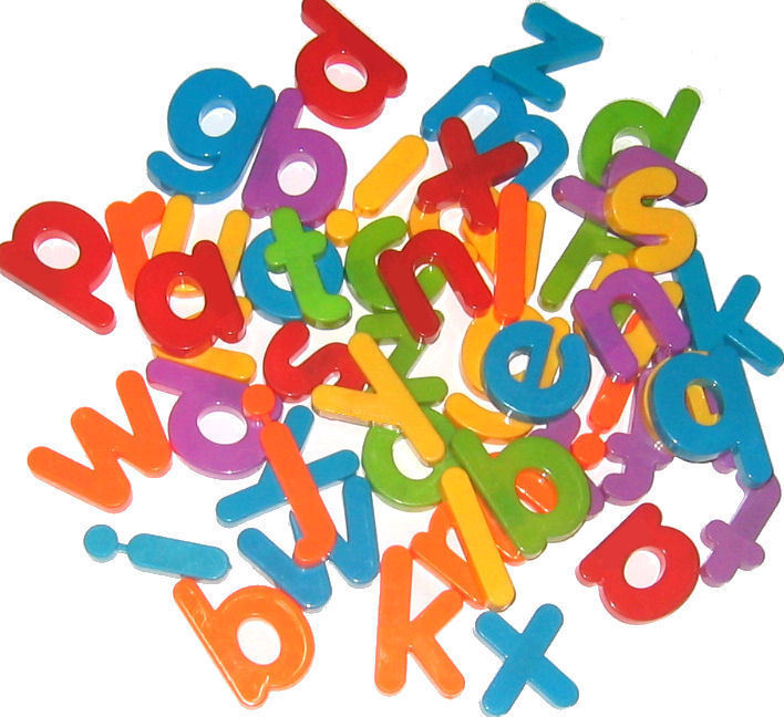 Magnetic Alphabet Letters Upper And Lower Case