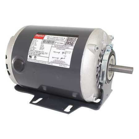 Dayton 6k778 motor 1 3 hp split ph 1725 rpm 115 v ebay for 1 3 hp motor