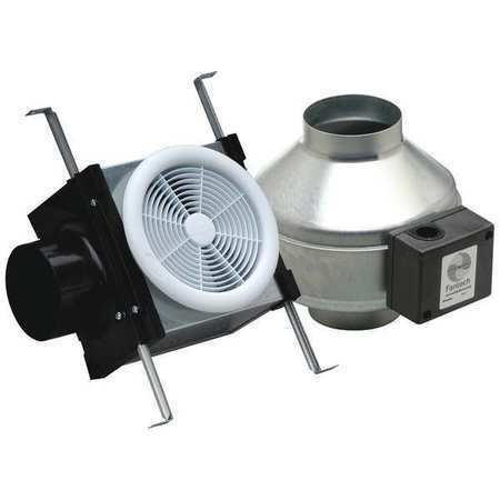 Fantech Pb110 Exhaust Fan Kit 4 In Dia Ebay