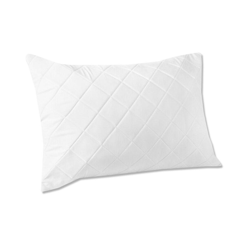 Memory Foam Pillow Protector Quilted Comfortable