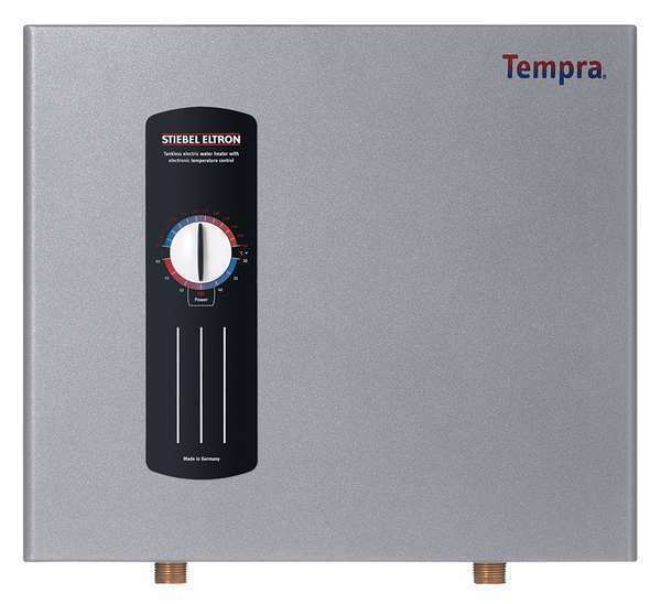 stiebel eltron tempra 24 b electric tankless water heater ebay. Black Bedroom Furniture Sets. Home Design Ideas