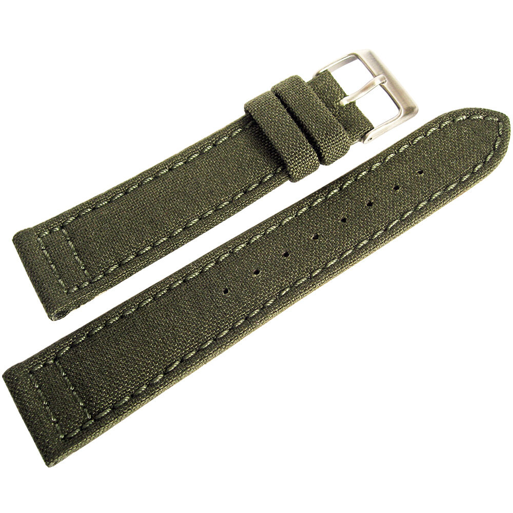 Canvas Watch Strap