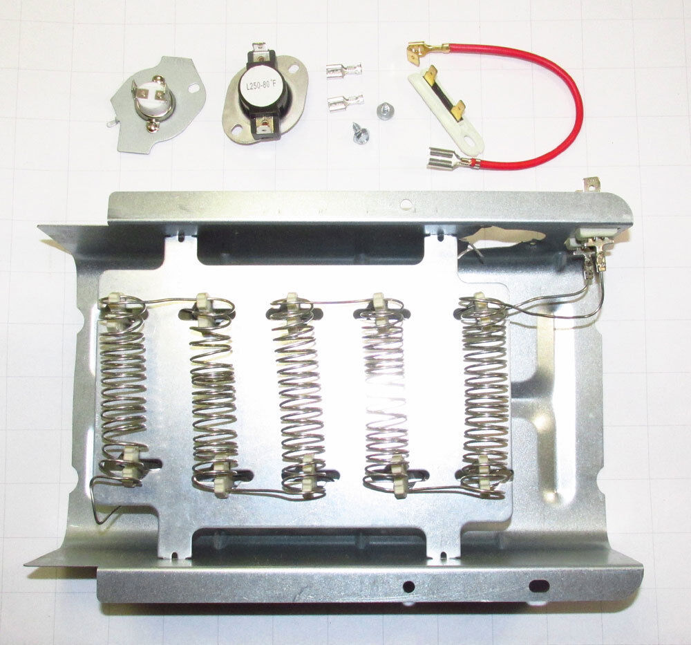 8565582 HEATING ELEMENT W/ FUSE KIT FOR WHIRLPOOL KENMORE