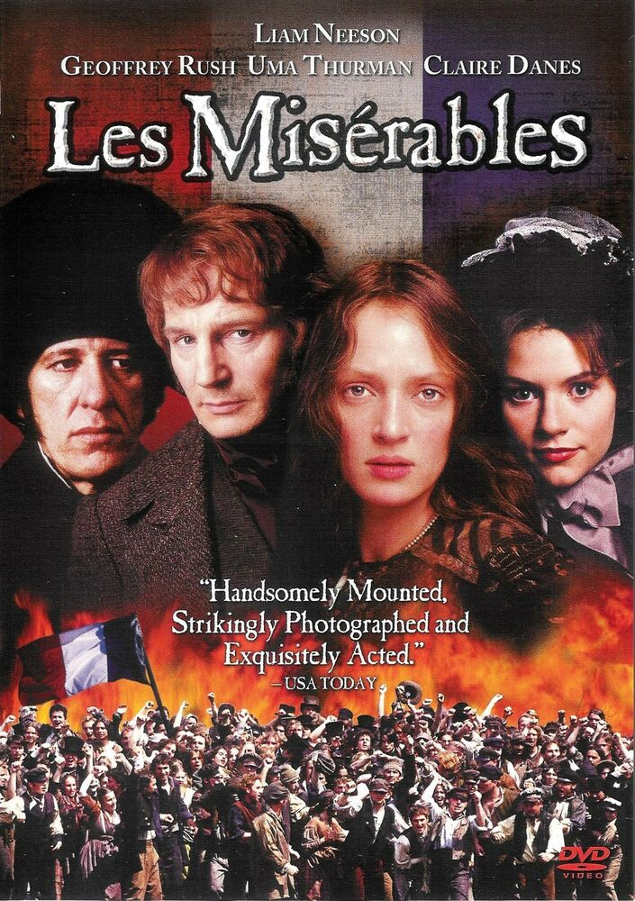 summary of les miserables 1998 movie essay Les mis rables full plot summary including detailed synopsis and summaries for each scene.