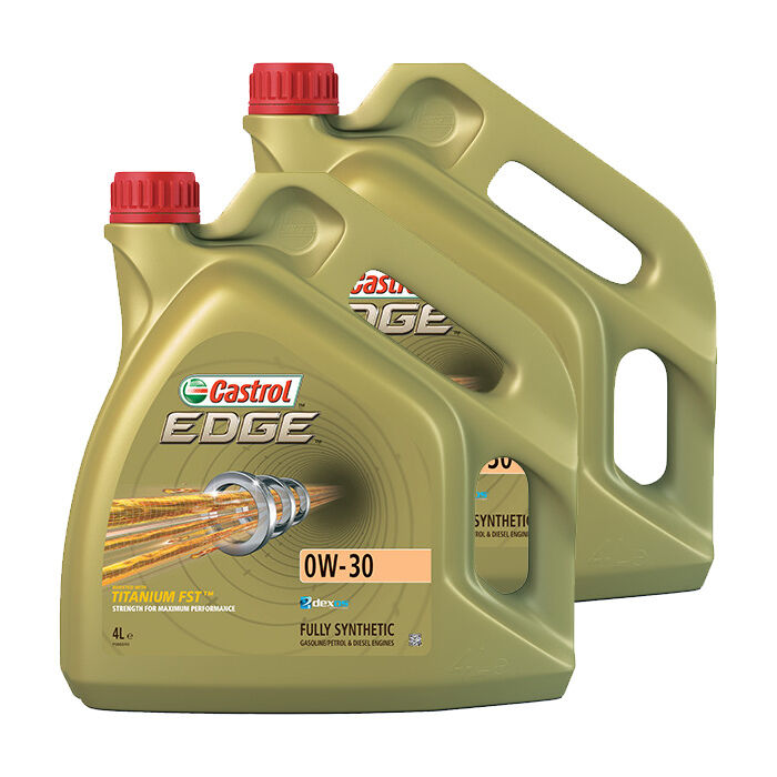 castrol edge fst 0w30 fully synthetic engine oil 4l 4l. Black Bedroom Furniture Sets. Home Design Ideas