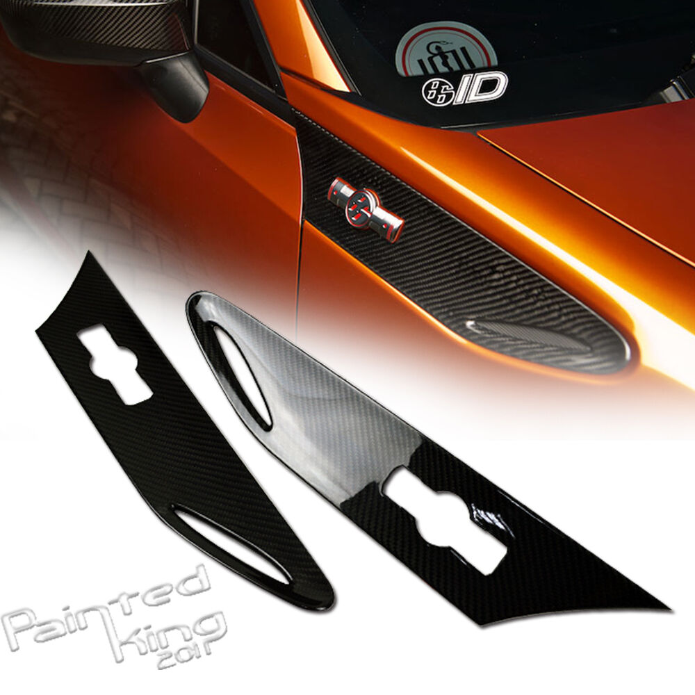 Carbon For Toyota Gt86 Zn6 Scion Frs Subaru Brz Side