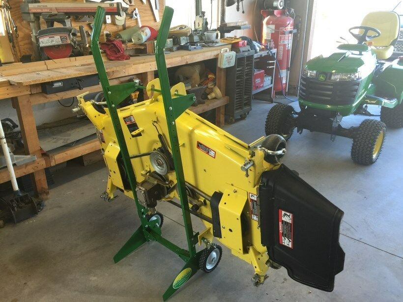 Lawn Tractor Mower Deck Dolly For John Deere X700 Series