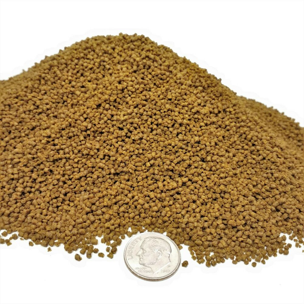 3 64 Quot 1 16 Quot Sinking Slow Sinking Z Pellets All Fish