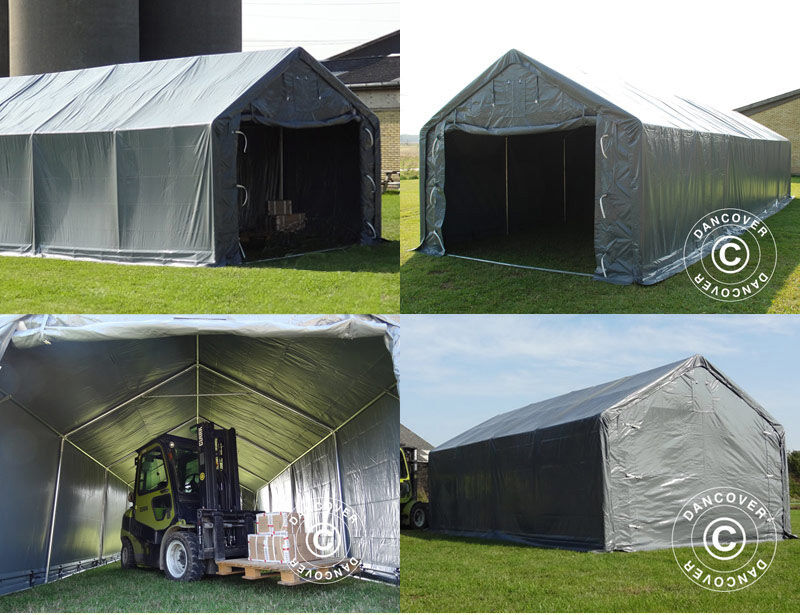 Storage Shelter Strong Pvc Tent Heavy Duty Shed Garden