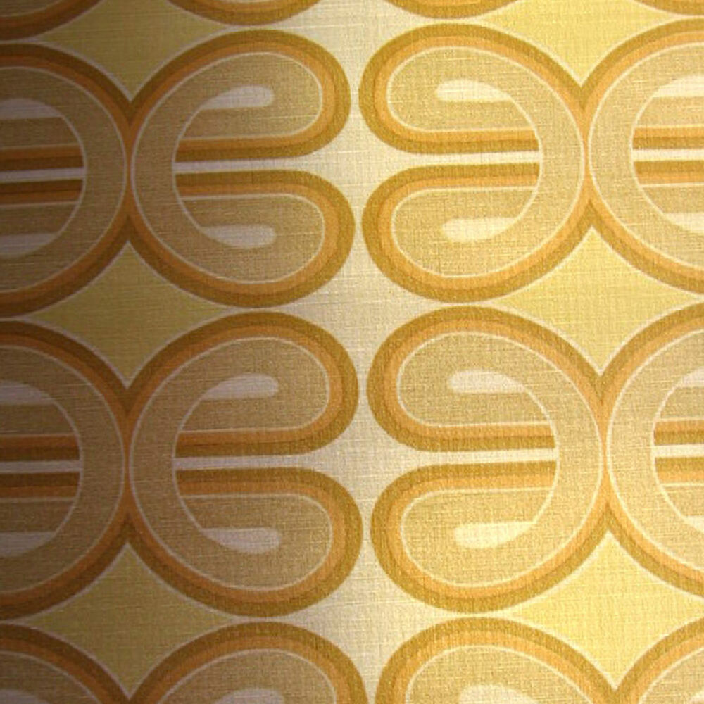 geometric minimalist 60s 70s mid century modern wallpaper ebay. Black Bedroom Furniture Sets. Home Design Ideas