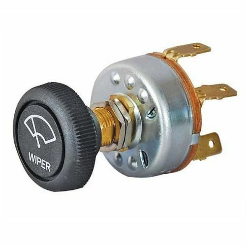 Durite Rotary Wiper Switch 2 Speed Variable Control 0