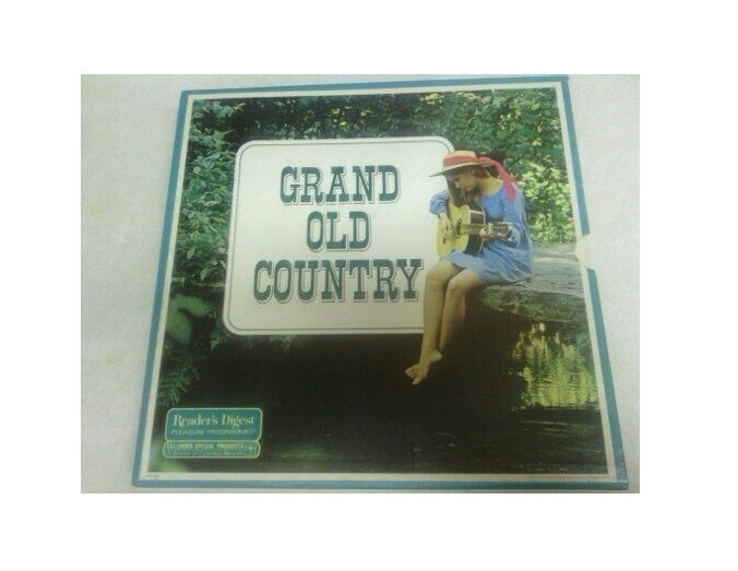 Grand Old Country Readers Digest Collection Like New Mint