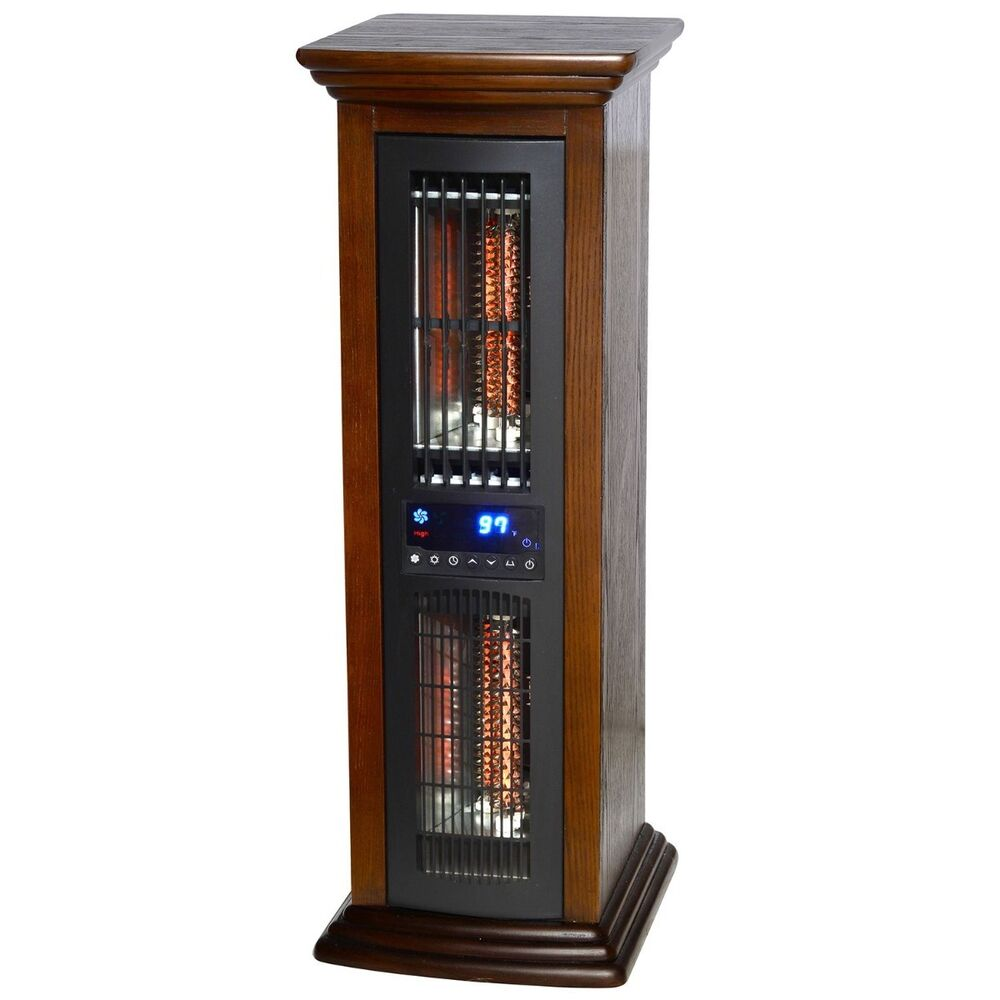 Lifesmart 31 Quot Air Commander 4 In 1 Infrared Tower Ionizer