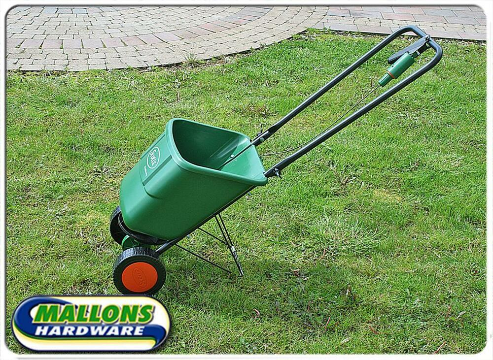 scotts easygreen rotary spreader lawn spreader fertilizer