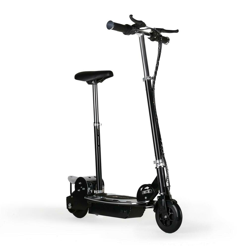 elektro roller e scooter pocket mini bike 120w 16km h. Black Bedroom Furniture Sets. Home Design Ideas