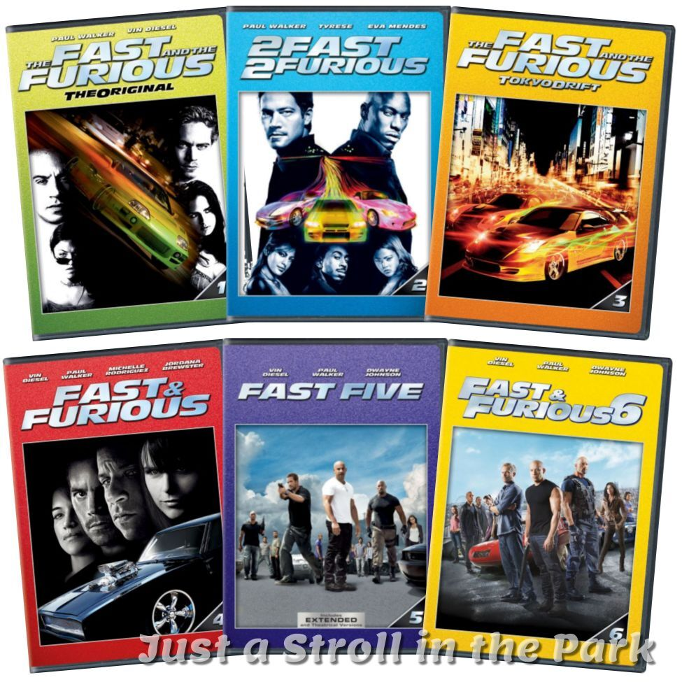 the fast and the furious complete movies 1 2 3 4 5 6. Black Bedroom Furniture Sets. Home Design Ideas