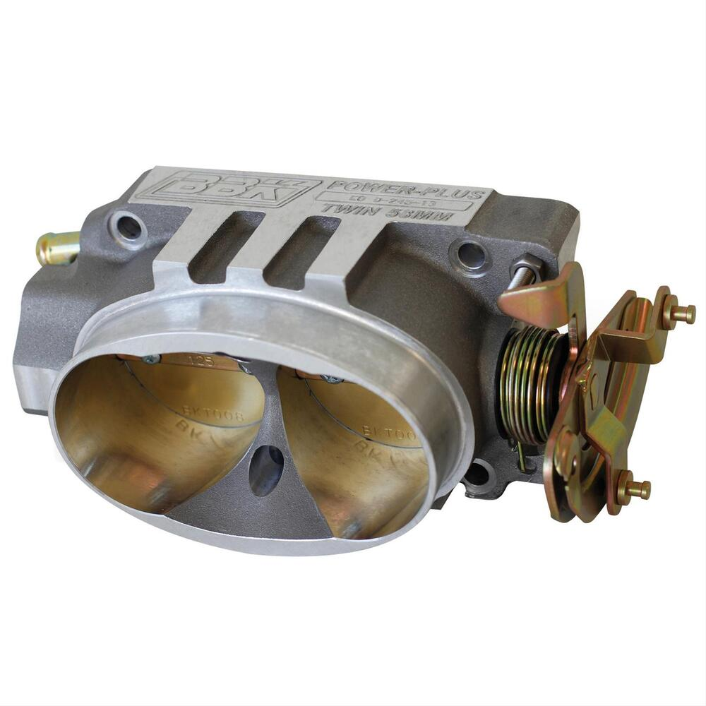 Chevy 350 Lt1 Engine 96 97: BBK Throttle Body Twin 52mm Chevy Pontiac Camaro Corvette