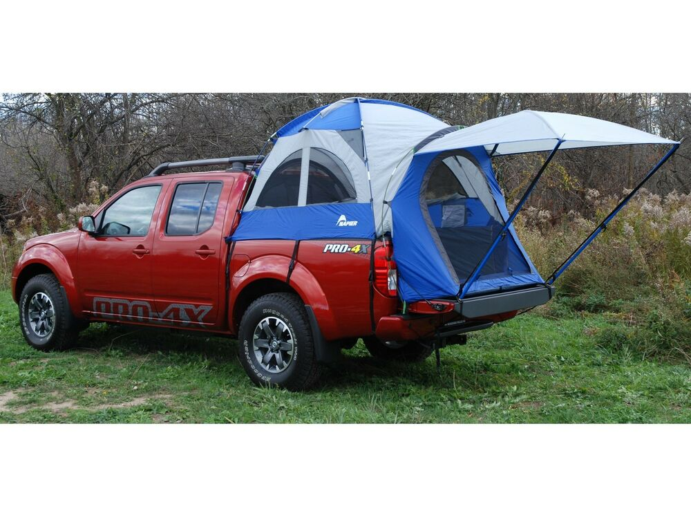 Napier Sportz Truck Tent Compact 5 Ft Bed Camping Outdoors