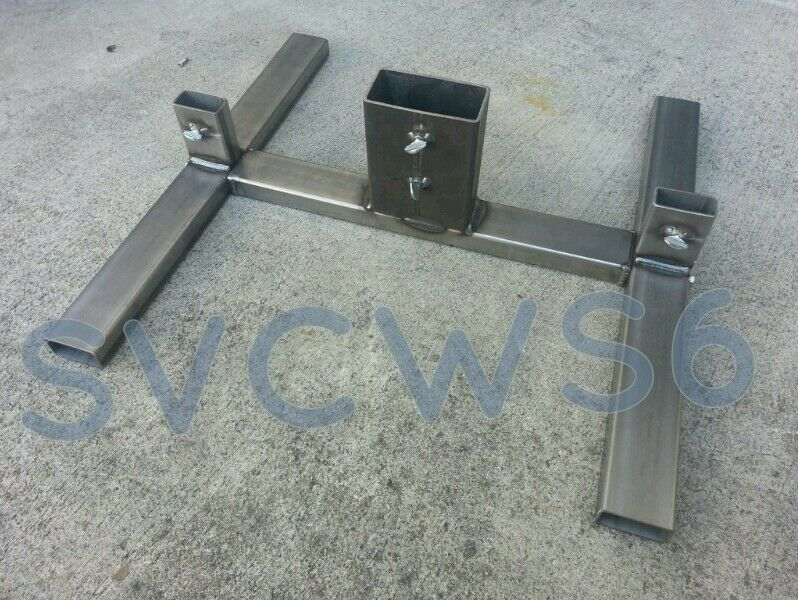Steel Stand Designs Inc : Combo heavy duty target stand for steel or paper