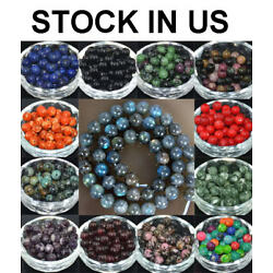 Kyпить Wholesale Lot Natural Stone Gemstone Round Spacer Loose Beads 4MM 6MM 8MM 10MM на еВаy.соm