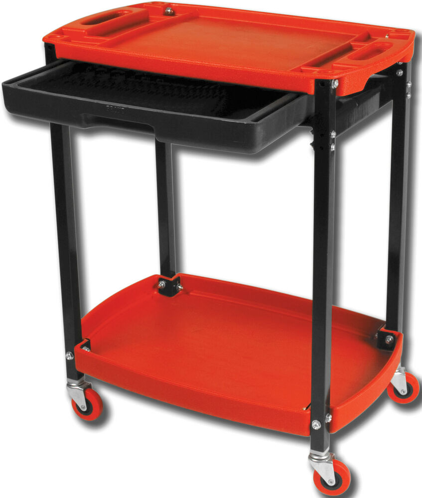 performance tool w54032 compact mechanics cart