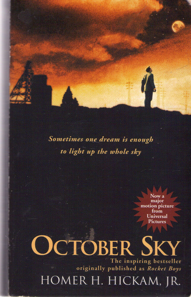 summary of october sky One of the themes in october sky is coming of age this theme deals with the turning point in the main character's life, when he must choose between following his.