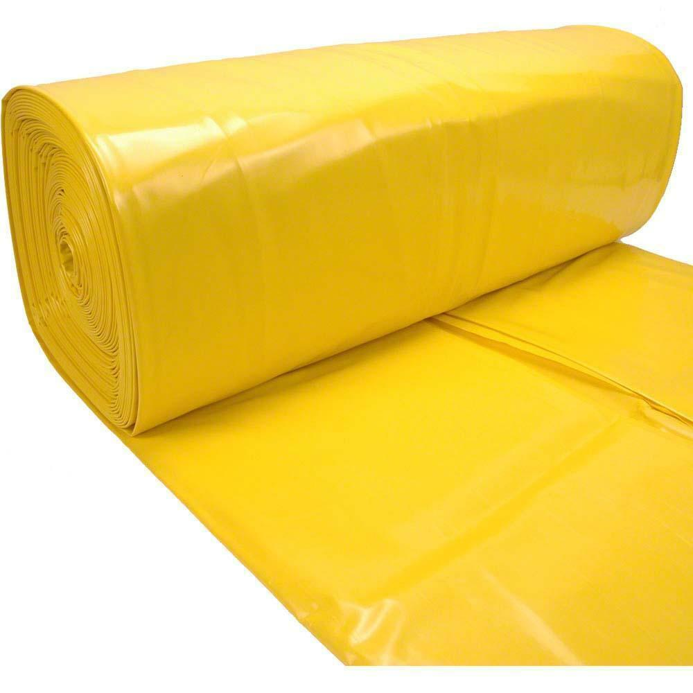 20 X 100 10 Mil Yellow Guard Vapor Barrier Crawl Space