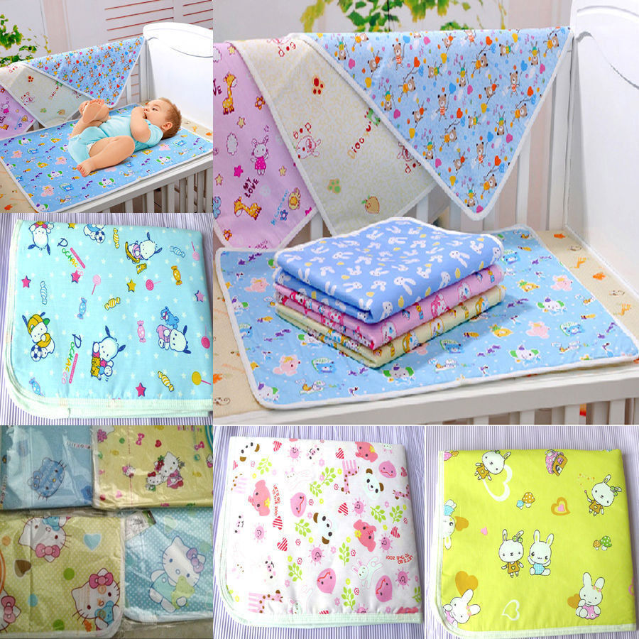 Baby Travel Infant Waterproof Changing Mat Pad Reusable