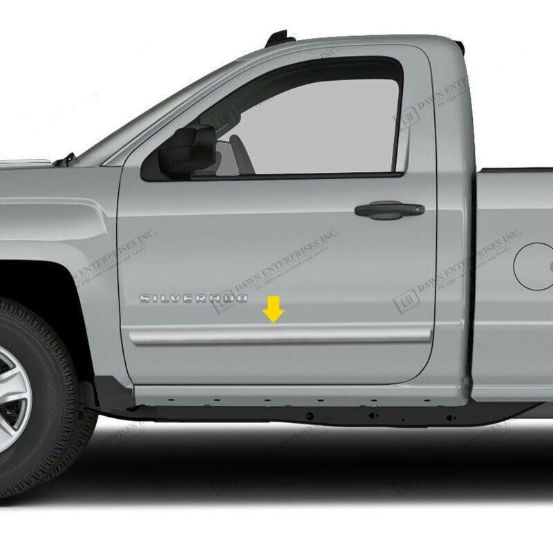 2014 2015 CHEVROLET CHEVY SILVERADO REGULAR CAB PAINTED