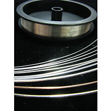 Sterling Silver Round Wire 5 FEET 16 18 20 21 22 24 26 28 30 32 34 Gauge G ECO