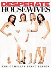 Desperate Housewives - The Complete First Season (DVD, 2005, 6-Disc Set)