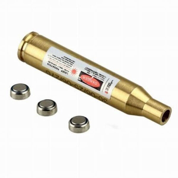 25 30 30 Helloworld: Full Brass 25-06 Rem 270 Win 30-06 Springfield Laser Bore