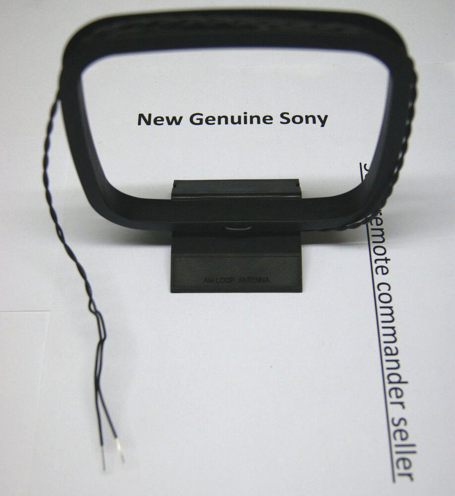 New Sony Am Loop Antenna For Hcd