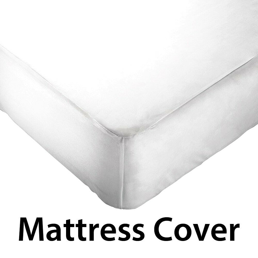 Fitted Waterproof Non Allergic Washable Vinyl Mattress