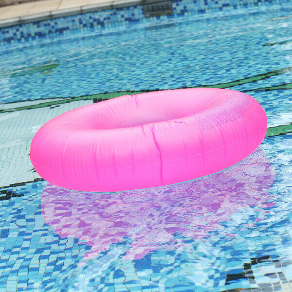 Adult S Inflatable Swim Ring Swimming Pool Beach Float