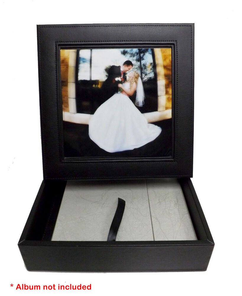12x12 Album Presentation Frame Box For Wedding Album Ebay