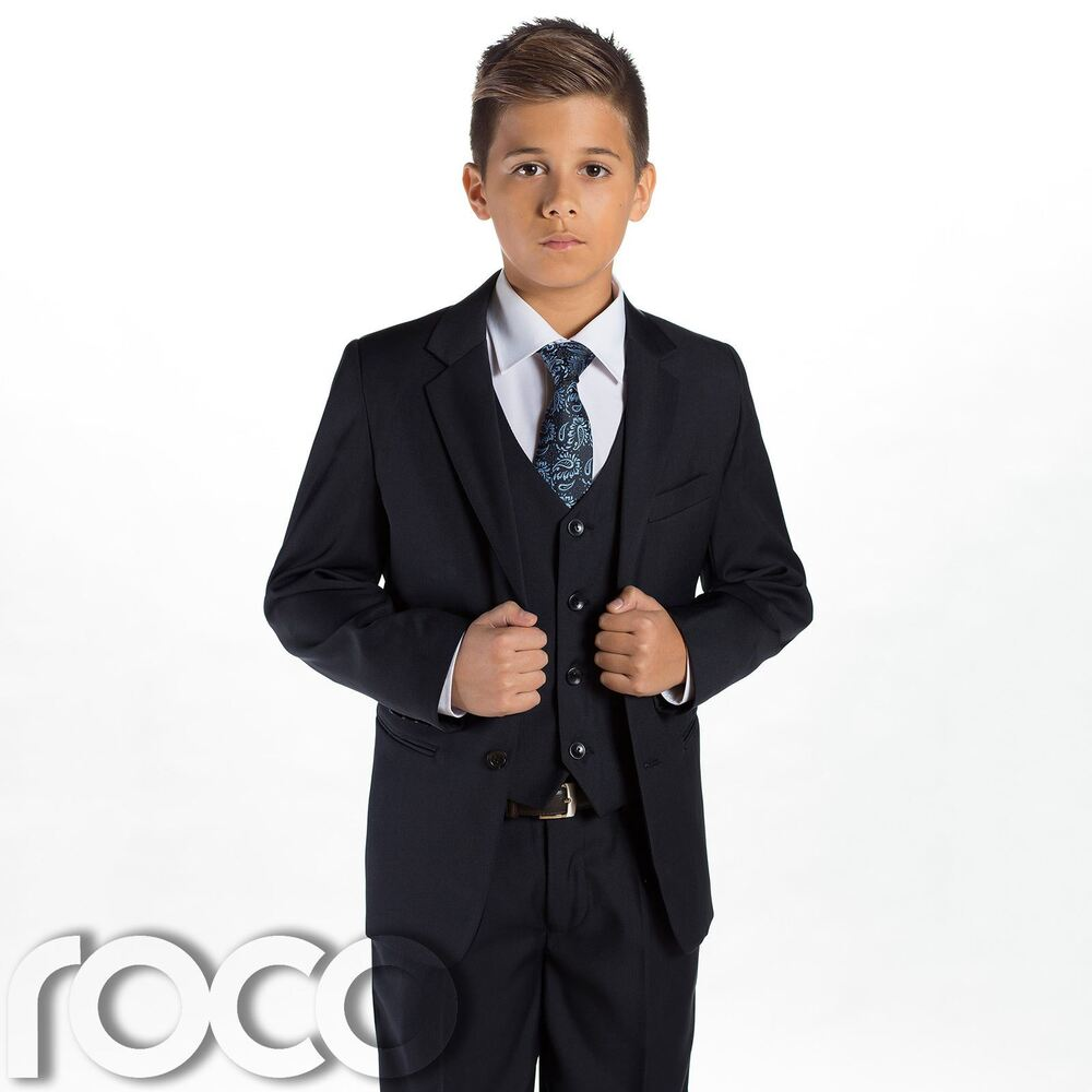 Boys Navy Suit Boys Wedding Suits Page Boy Suits Suits