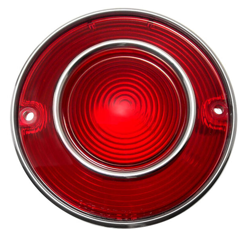 New Trim Parts Tail Light Lamp Lens For 1975 79 C3