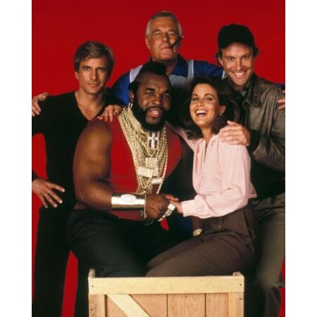 img-A-Team, The [Mr T / Dirk Benedict / Dwight Schultz] (54759) 10x8 Photo