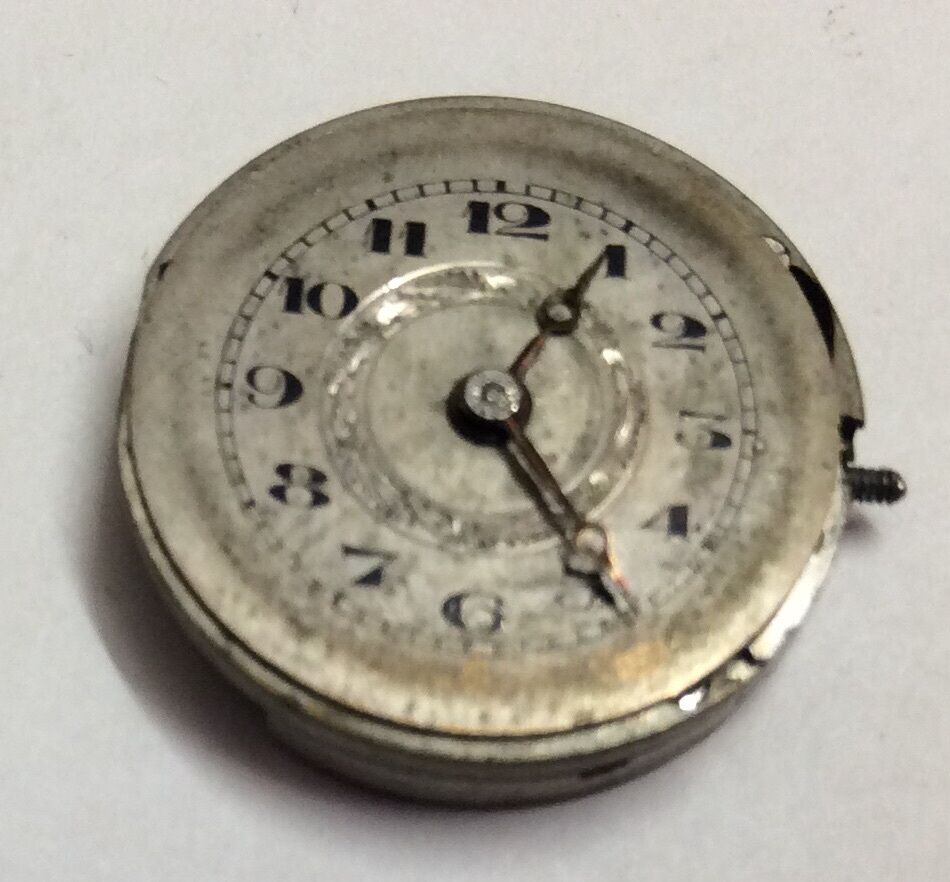 And have vintage watch servicing