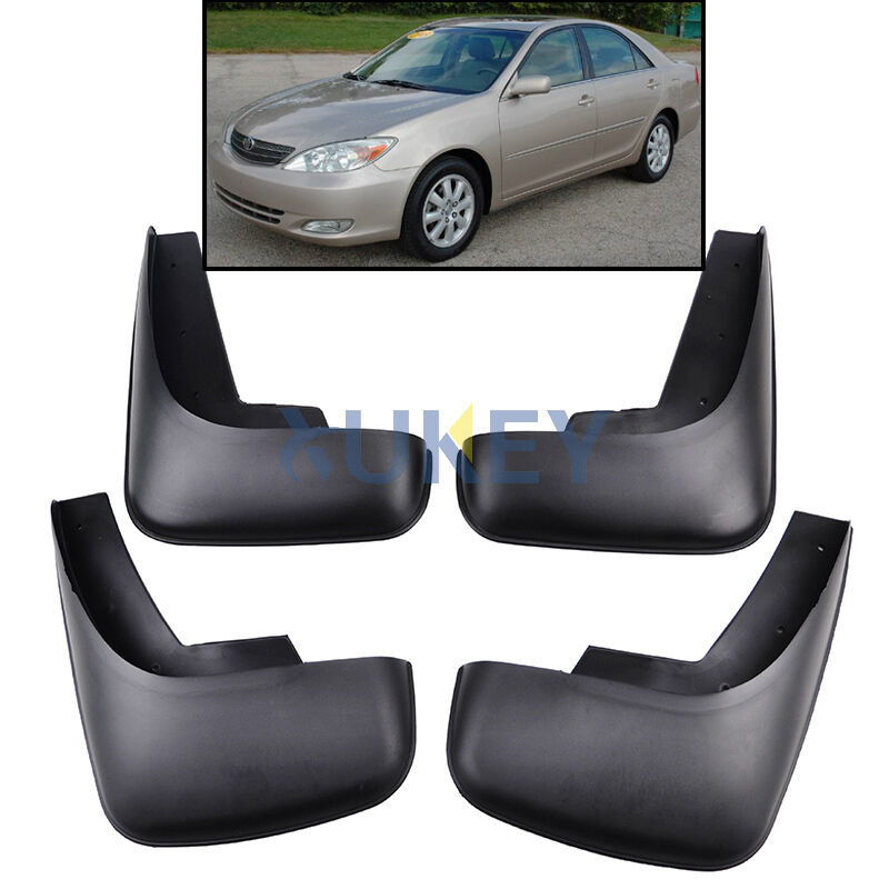 for 2002 2006 toyota camry mud flap flaps splash guard. Black Bedroom Furniture Sets. Home Design Ideas